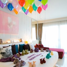 In-Room Birthday Set-Up (Any Room Type)