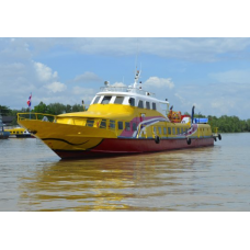 Lanta to Phang Nga - By Hi Speed Ferry