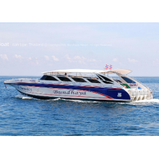 Lanta to Koh Mook - By Speed Boat
