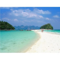 7 Islands Sunset Tour – With BBQ Dinner & Night Snorkeling By Big Boat - FROM KRABI / AO NANG / RAILAY (1.30pm – 8pm)