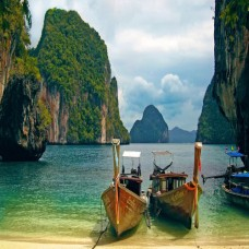 Hong Islands Tour By Long Tail Boat