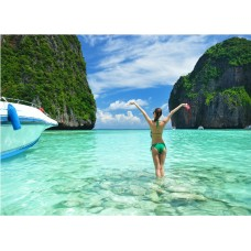 Koh Phi Phi / Maya Bay by Speed Boat - From Lanta