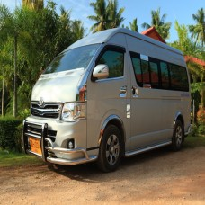 Lanta To Hat Yai (all locations) (including car ferry)