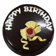 HBD Chocolate Cake