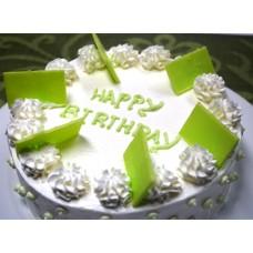 HBD Vanilla Cake